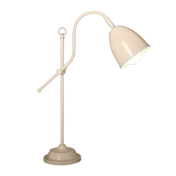 Stolná lampa Listera Beige
