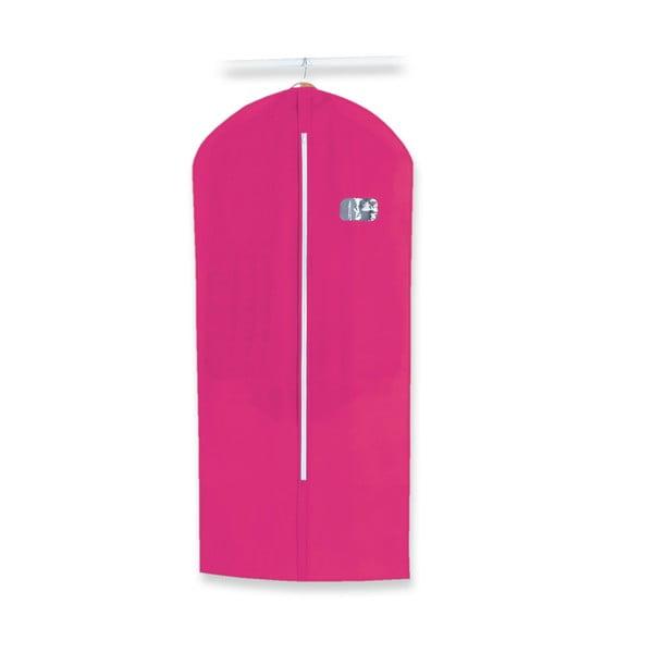 Ružový obal na oblek JOCCA Suit, 136×60cm