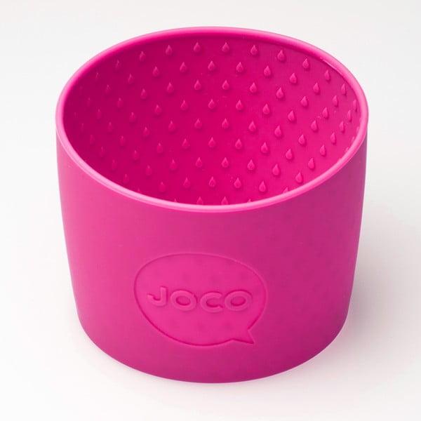 Eko hrnček na kávu Joco Cup 340 ml, ružový