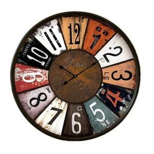 Nástenné hodiny Costa, 58 cm