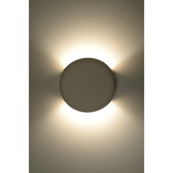 Nástenné keramické svetlo Nice Lamps Luna