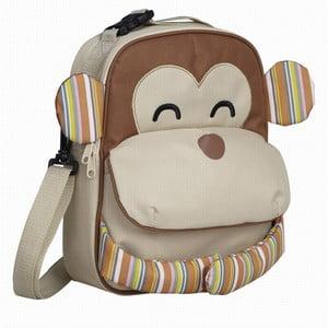 Detský batôžtek na desiatu Navigate My Little Lunch Chimp