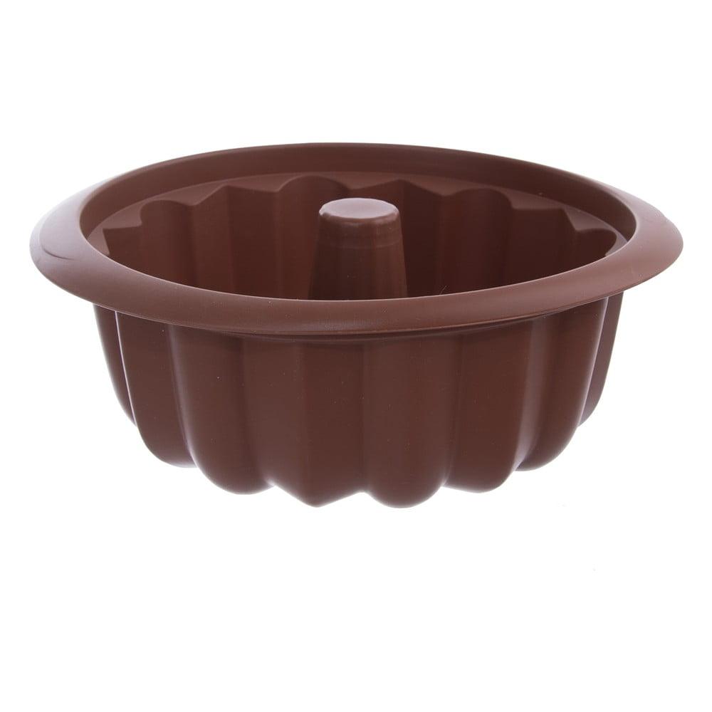 Hnedá silikónová forma na pečenie Orion Cake