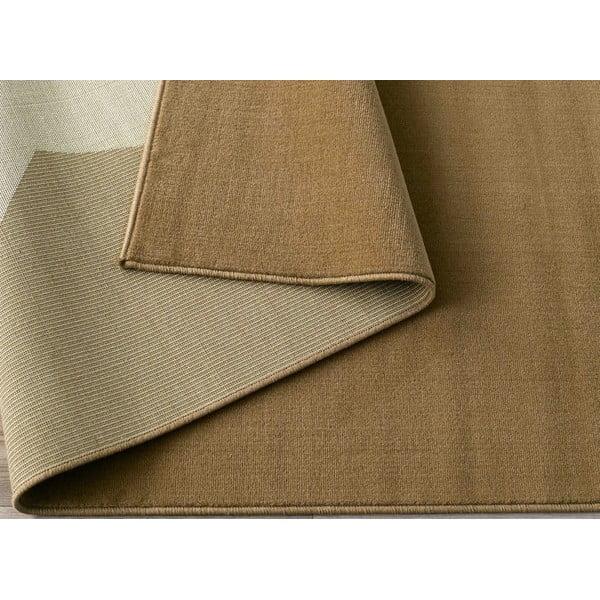 Detský hnedý koberec Hanse Home Star, 140×200cm