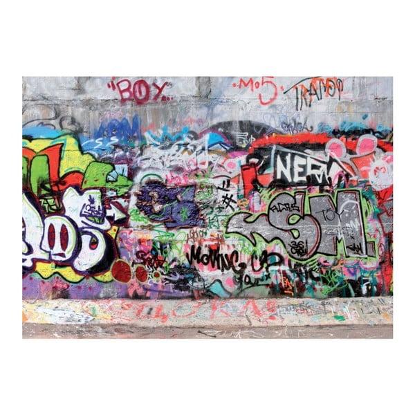 Tapeta Graffiti, 400x280 cm
