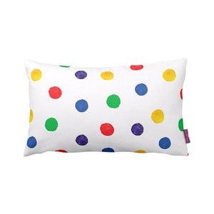 Vankúš Color Dots, 35x60cm