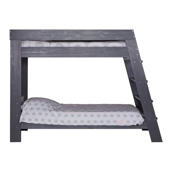 Dvojposchodová posteľ Julien Steelgrey
