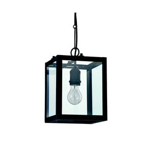 Čierne stropné svietidlo Evergreen Lights Retora