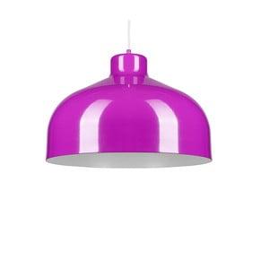 Fialové stropné svetlo Loft You B&B, 22 cm