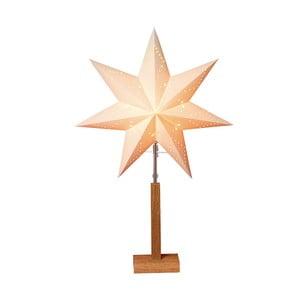 Svietiaca hviezda so stojanom  Karo