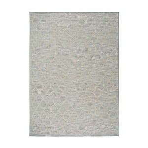 Tyrkysovomodrý koberec Universal Kiara vhodný i do exteriéru, 170 x 120 cm