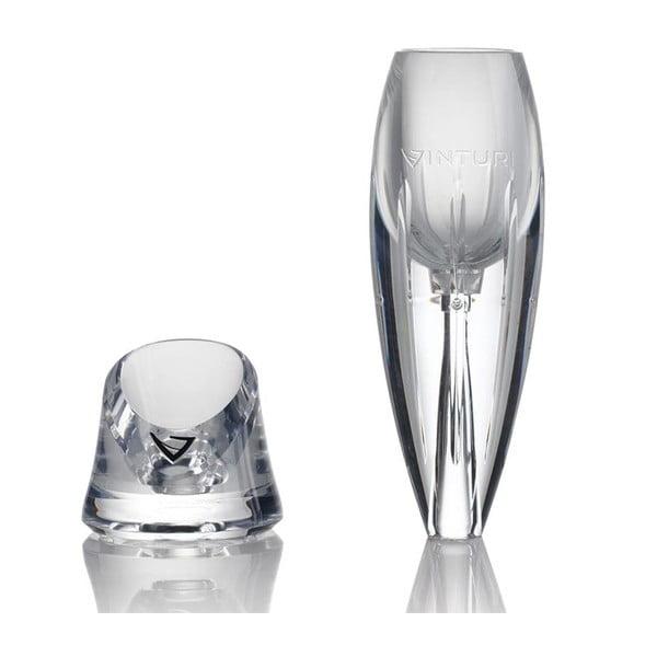 Karafa a prevzdušňovač na víno Vinturi