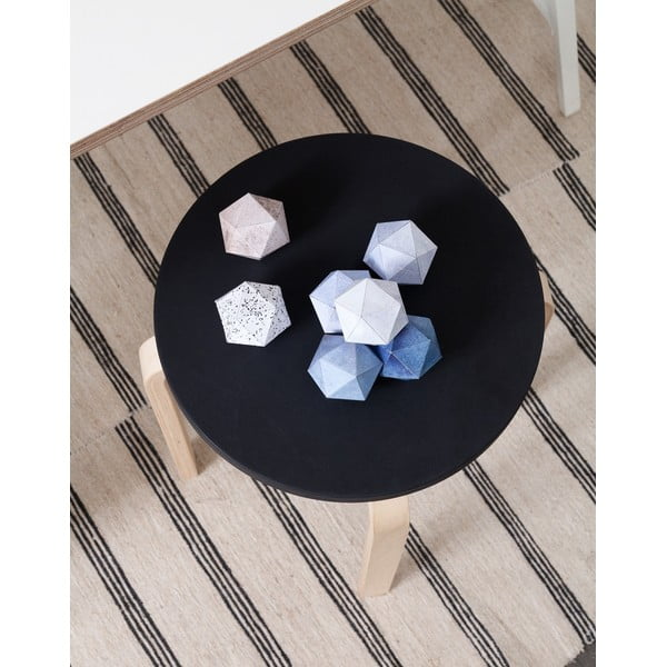 Sada 6 DIY gúľ SNUG.Deco Stone