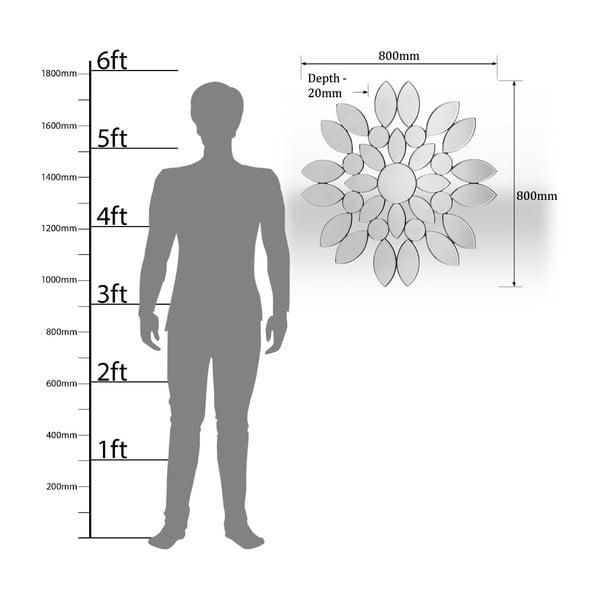 Zrkadlo Blossom, 80 cm