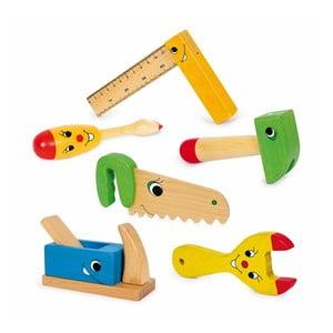 Drevená hracia sada pre malých kutilov Legler Case