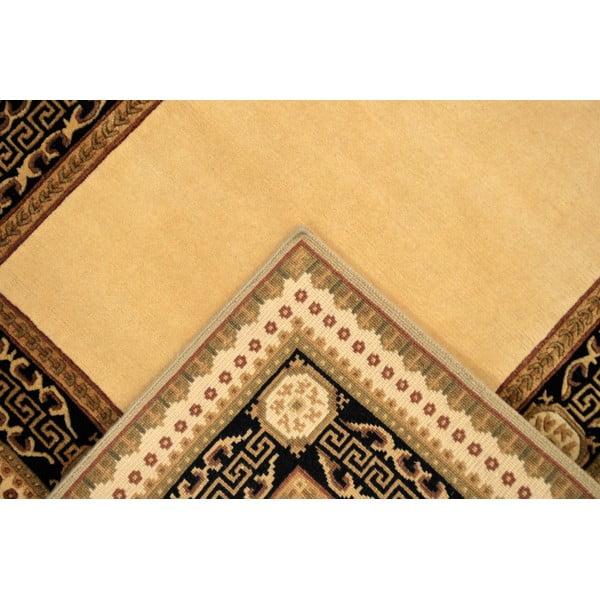 Vlnený koberec Vanilla, 140x200 cm
