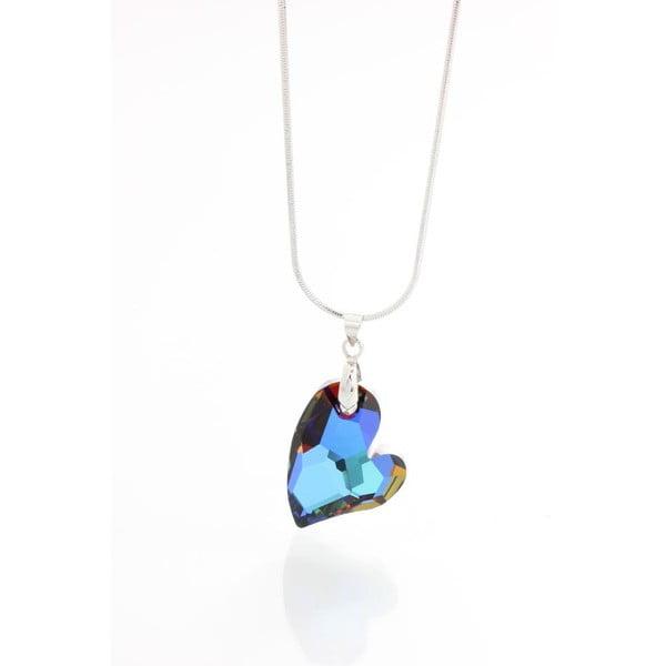 Náhrdelník Laura Bruni Bermuda Blue Heart