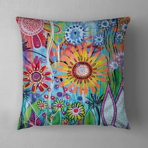Vankúš Colourful Nature, 43x43 cm