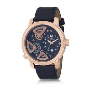 Pánske hodinky s koženým remienkom Bigotti Milano Michael