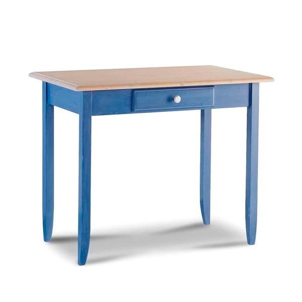 Stôl Castagnetti Fir, modrý