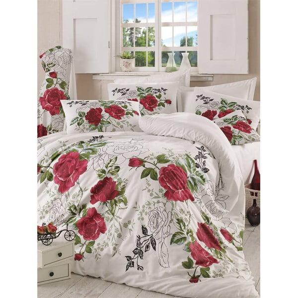 Obliečky s plachtou Rose Red, 200x220 cm
