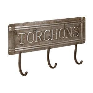 Kovový vešiak Torchons