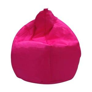 Ružový sedací vak 13Casa Droplet