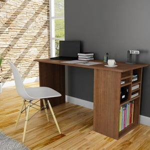 Pracovný stôl Akasya Walnut