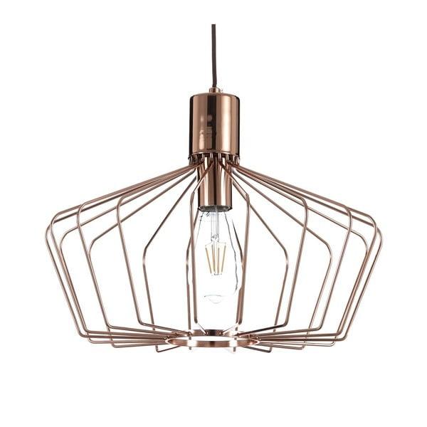 Závesné svietidlo v medenej farbe Tomasucci Copper
