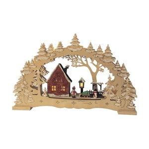 Svietiaca dekorácia Little Village