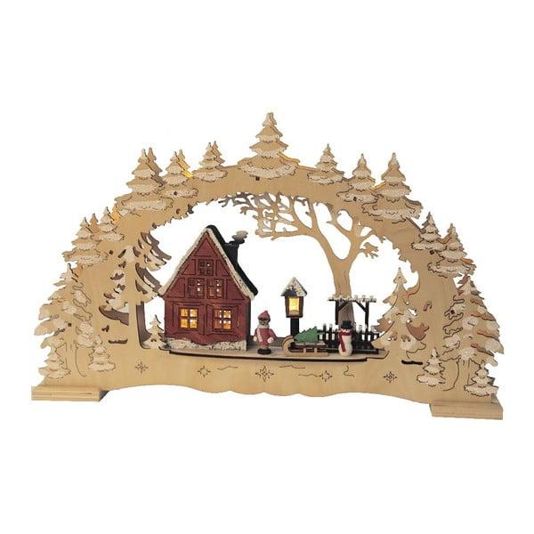 Svietiaca dekorácia Best Season Little Village