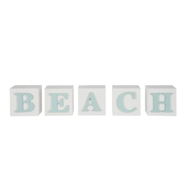 Dekoratívne kocky BEACH