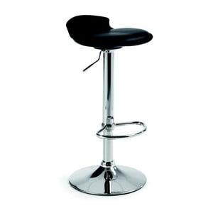 Barová stolička  Amari, čierna