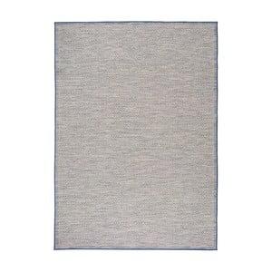 Modrý koberec Universal Kiara vhodný i do exteriéru, 230 x 160 cm