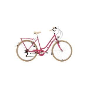 "Bicykel Casino Pink, 58"", výška rámu 54 cm"