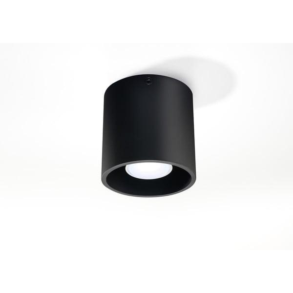 Čierne stropné svetlo Nice Lamps Roda