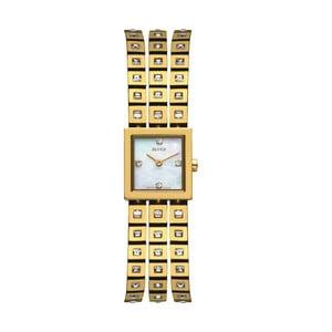 Dámske hodinky Alfex 5661 Yelllow Gold/Yellow Gold