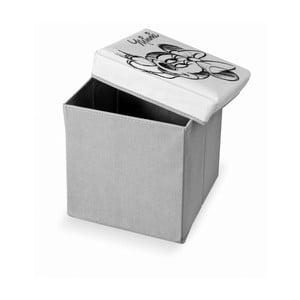 Úložný box Domopak Minnie, dĺžka 30 cm