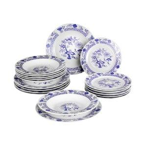 Sada 18 ks tanierov Banquet Onion