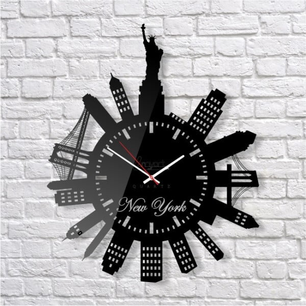 Nástenné hodiny New York USA