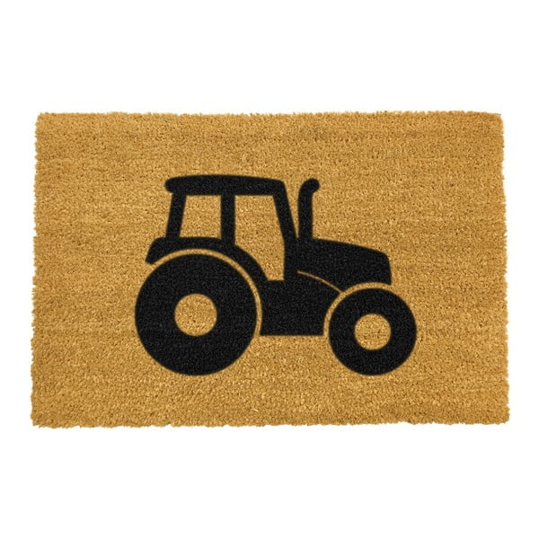 Rohožka Artsy Doormats Tractor, 40x60cm