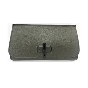 Kožená kabelka Naja Grey