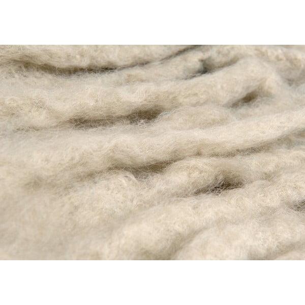 Prikrývka Soft Taupe, 130x170 cm