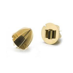 Odšťavovač vo forme prsteňa v zlatej farbe e-my Cidrus