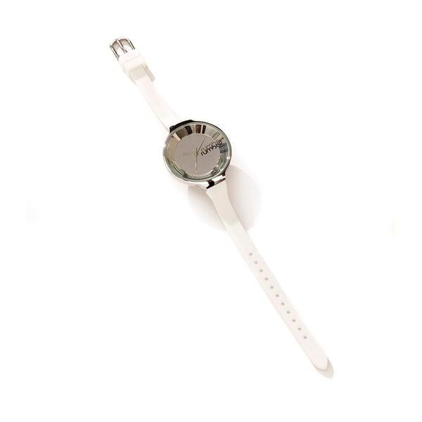 Dámske hodinky Orchard Mirror Snow Patrol Silver