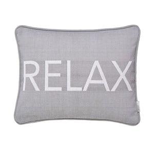 Obliečka na vankúš Relax Grey