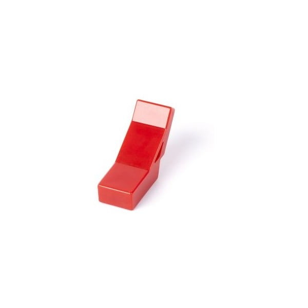 Červená píšťalka Bookman