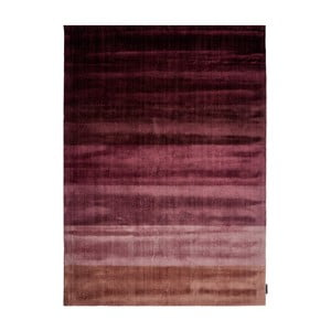 Ručne tkaný koberec Linie Design Shiny Plum, 140x200cm