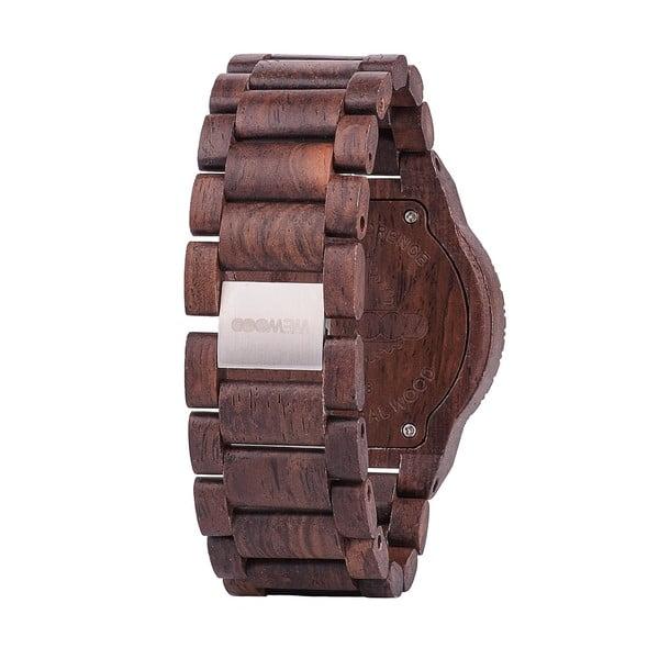 Drevené hodinky Kappa Chocolate