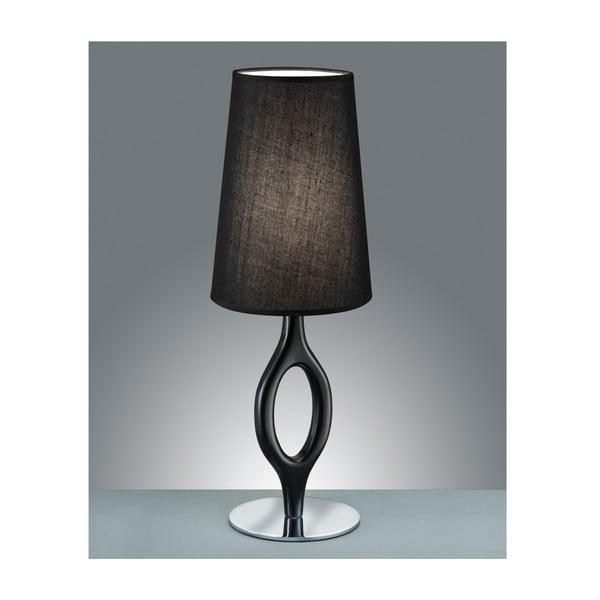 Stolná lampa Lifestyle, čierna